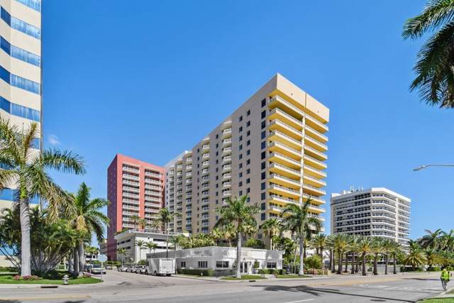 1551 N Flagler Drive #1510, West Palm Beach, FL 33401 (#RX-10573747) :: Ryan Jennings Group