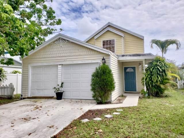 5960 Snowdrop Way, West Palm Beach, FL 33415 (MLS #RX-10573758) :: Berkshire Hathaway HomeServices EWM Realty