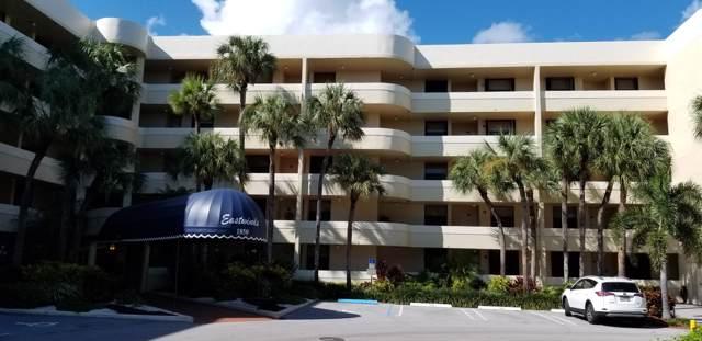 1850 Homewood Boulevard #415, Delray Beach, FL 33445 (#RX-10573807) :: The Reynolds Team/ONE Sotheby's International Realty