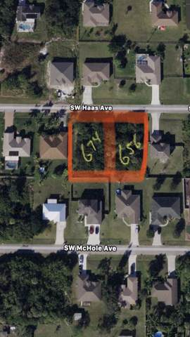 656 SW Haas Av Avenue, Port Saint Lucie, FL 34953 (#RX-10573821) :: The Reynolds Team/ONE Sotheby's International Realty