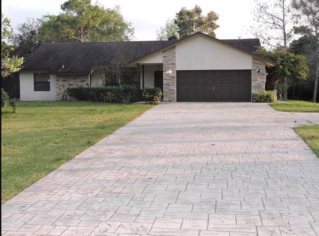 16280 Okeechobee Boulevard, The Acreage, FL 33470 (#RX-10573832) :: Dalton Wade