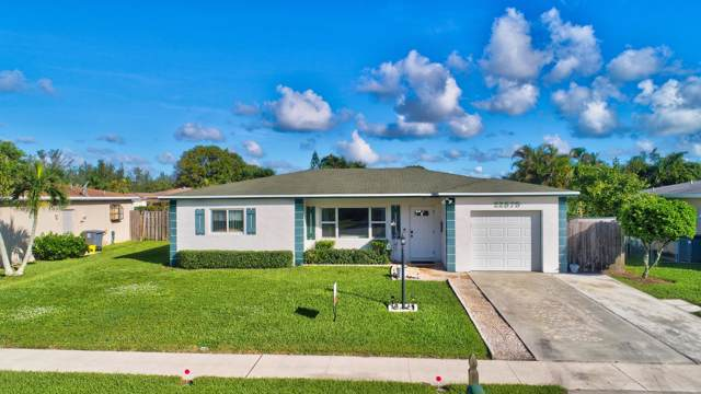 22575 Lanyard Street, Boca Raton, FL 33428 (#RX-10573900) :: Ryan Jennings Group