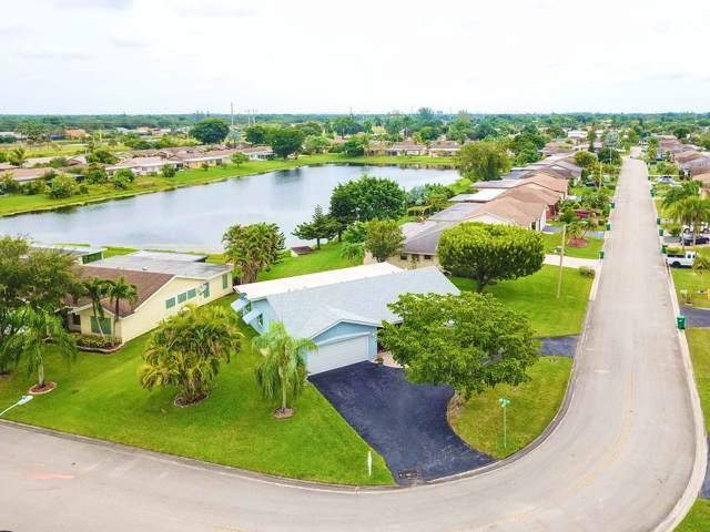 9735 NW 82nd Street, Tamarac, FL 33321 (MLS #RX-10573911) :: Berkshire Hathaway HomeServices EWM Realty