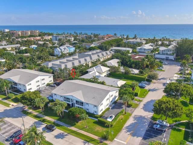 315 Venetian Drive #3, Delray Beach, FL 33483 (#RX-10573933) :: Weichert, Realtors® - True Quality Service