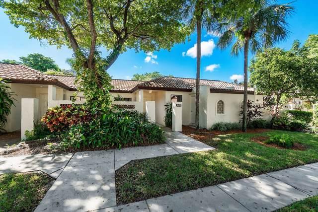 3127 Kingswood Terrace, Boca Raton, FL 33431 (MLS #RX-10573955) :: The Paiz Group