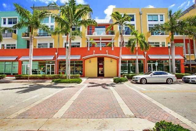 185 NE 4th Avenue #210, Delray Beach, FL 33483 (#RX-10573967) :: Ryan Jennings Group