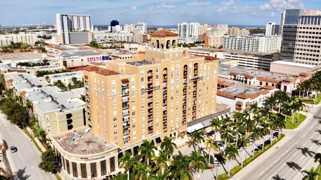 651 Okeechobee Boulevard #1106, West Palm Beach, FL 33401 (#RX-10573982) :: Ryan Jennings Group