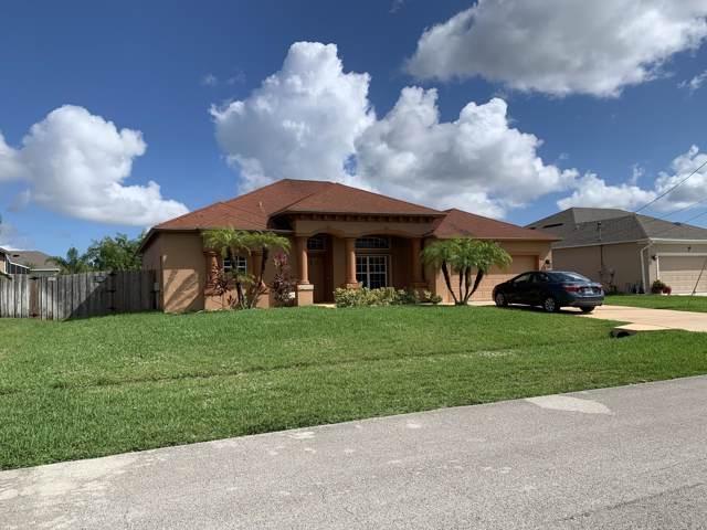 5817 NW Gerald Circle, Port Saint Lucie, FL 34986 (MLS #RX-10574014) :: Berkshire Hathaway HomeServices EWM Realty