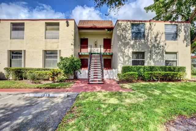 15 Willowbrook Lane #107, Delray Beach, FL 33446 (#RX-10574035) :: Ryan Jennings Group