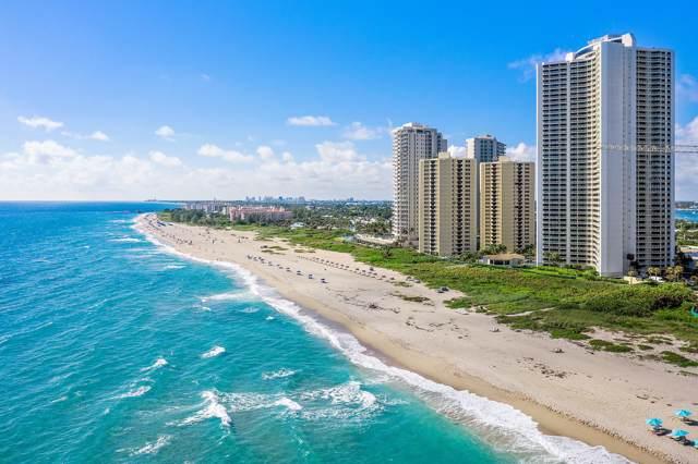 3400 N Ocean Drive #205, Singer Island, FL 33404 (#RX-10574061) :: Ryan Jennings Group