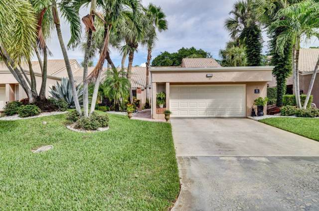 11166 Applegate Circle, Boynton Beach, FL 33437 (#RX-10574110) :: Ryan Jennings Group