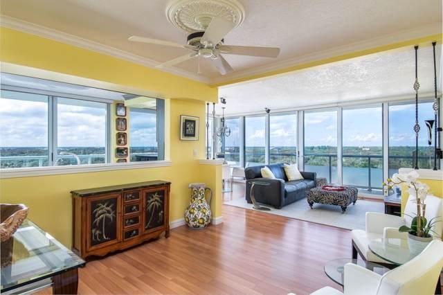 3554 Ocean Drive 901S, Vero Beach, FL 32963 (#RX-10574171) :: Ryan Jennings Group