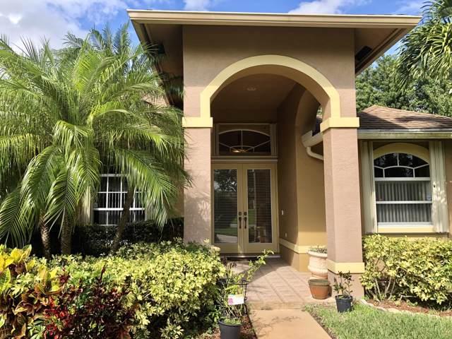 819 SW Mccoy Avenue, Port Saint Lucie, FL 34953 (#RX-10574286) :: The Reynolds Team/ONE Sotheby's International Realty