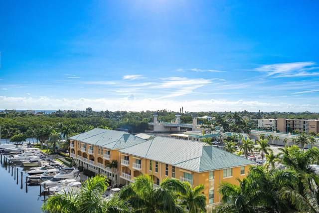700 E Boynton Beach Boulevard #703, Boynton Beach, FL 33435 (#RX-10574293) :: Ryan Jennings Group