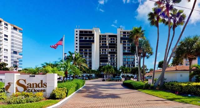 3100 N A1a #701, Fort Pierce, FL 34949 (MLS #RX-10574308) :: Berkshire Hathaway HomeServices EWM Realty