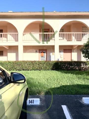 1103 Bahama Bend E1, Coconut Creek, FL 33066 (MLS #RX-10574325) :: Berkshire Hathaway HomeServices EWM Realty