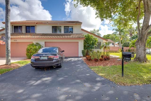 21604 Magdalena Terrace, Boca Raton, FL 33433 (#RX-10574346) :: Ryan Jennings Group