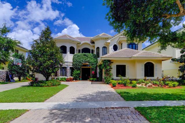 8984 Three Rail Drive, Boynton Beach, FL 33472 (#RX-10574371) :: Ryan Jennings Group
