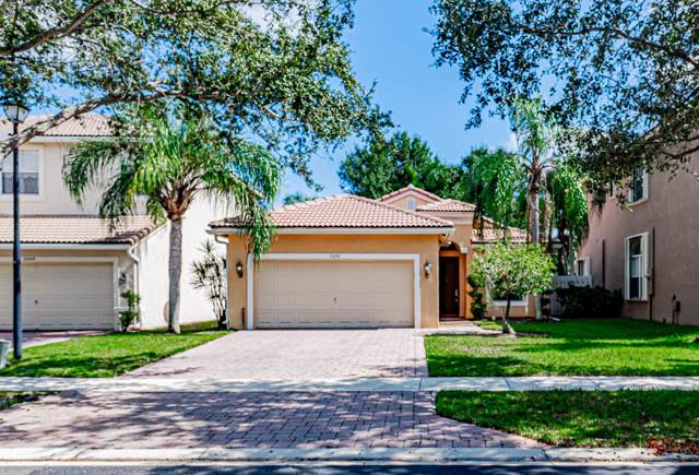 5253 Sancerre Circle, Lake Worth, FL 33463 (MLS #RX-10574372) :: Berkshire Hathaway HomeServices EWM Realty