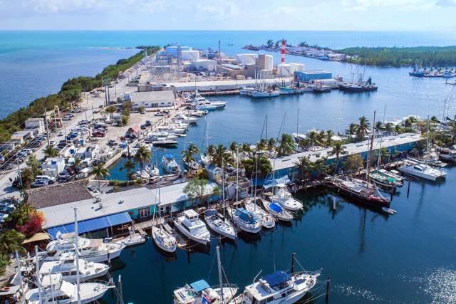 6810 Front Street Parcel 8 Slip 1, Key West, FL 33040 (#RX-10574415) :: The Rizzuto Woodman Team