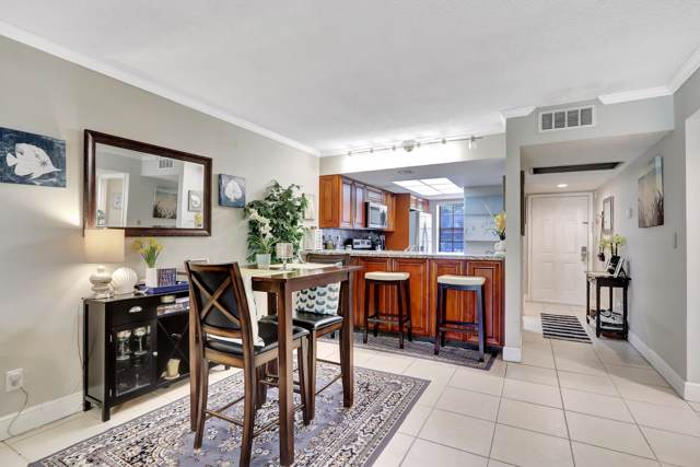 905 Southridge Road D102, Delray Beach, FL 33444 (MLS #RX-10574456) :: Berkshire Hathaway HomeServices EWM Realty