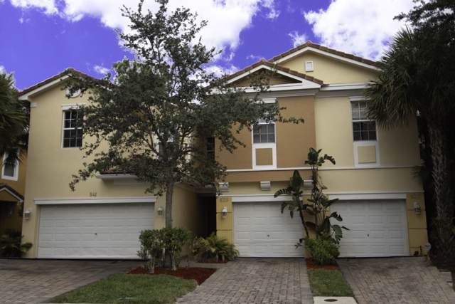 839 Pipers Cay, West Palm Beach, FL 33415 (#RX-10574500) :: Ryan Jennings Group