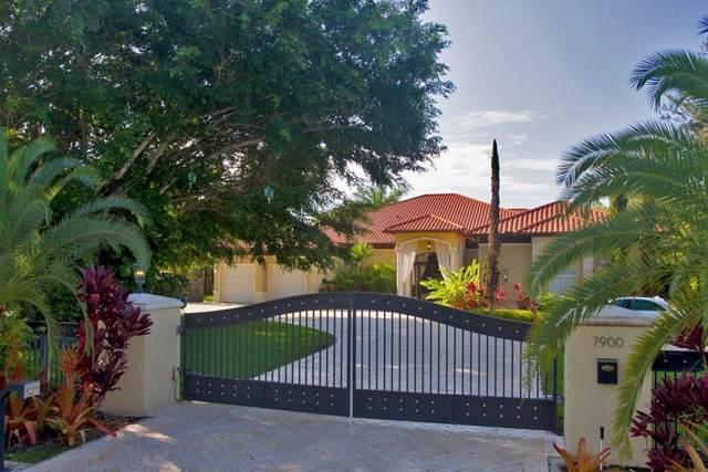 7900 SW 122nd Street, Pinecrest, FL 33156 (MLS #RX-10574528) :: Berkshire Hathaway HomeServices EWM Realty