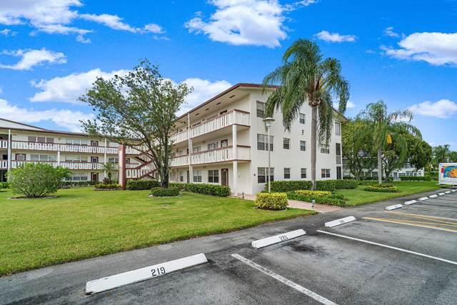 224 Fanshaw F, Boca Raton, FL 33434 (#RX-10574529) :: Ryan Jennings Group