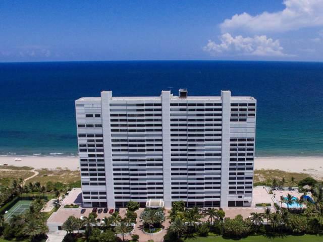 2600 S Ocean Boulevard 10-E, Boca Raton, FL 33432 (MLS #RX-10574551) :: Berkshire Hathaway HomeServices EWM Realty