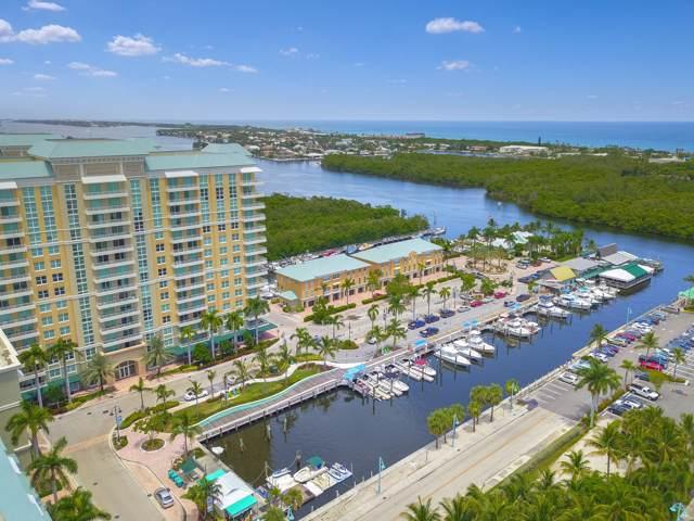 700 E Boynton Beach Boulevard #808, Boynton Beach, FL 33435 (#RX-10574588) :: Ryan Jennings Group