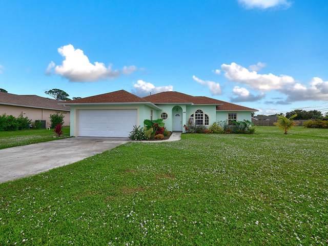 408 SE Gasparilla Avenue, Port Saint Lucie, FL 34983 (MLS #RX-10574618) :: Berkshire Hathaway HomeServices EWM Realty