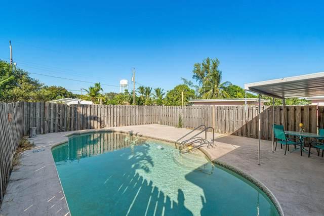 1508 19th Avenue N, Lake Worth, FL 33460 (MLS #RX-10574634) :: Berkshire Hathaway HomeServices EWM Realty