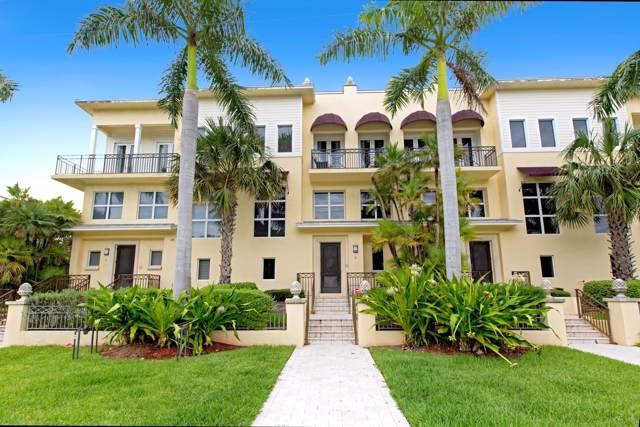 425 N Ocean Boulevard #3, Boca Raton, FL 33432 (#RX-10574688) :: The Power of 2 | Century 21 Tenace Realty
