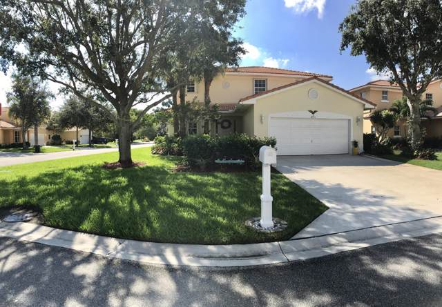 6731 Eagle Ridge Drive, Greenacres, FL 33413 (MLS #RX-10574703) :: United Realty Group