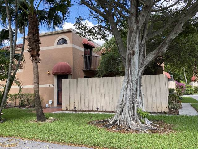 6179 Seven Springs Boulevard, Greenacres, FL 33463 (MLS #RX-10574708) :: Berkshire Hathaway HomeServices EWM Realty