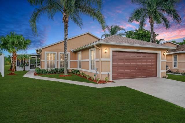 5705 Boynton Bay Circle, Boynton Beach, FL 33437 (#RX-10574740) :: Weichert, Realtors® - True Quality Service