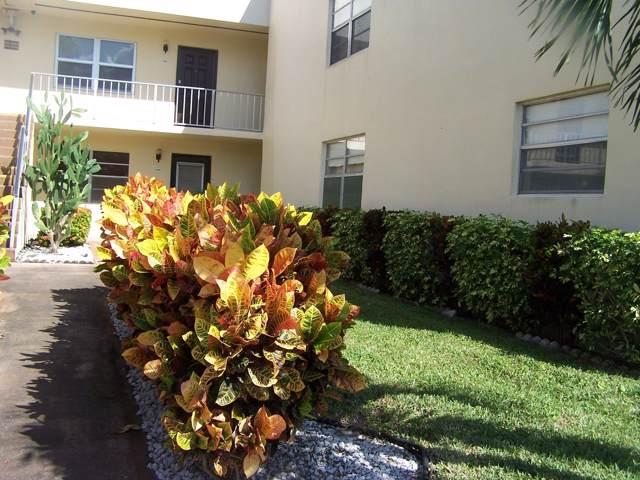 544 Capri L #544, Delray Beach, FL 33484 (#RX-10574849) :: Ryan Jennings Group