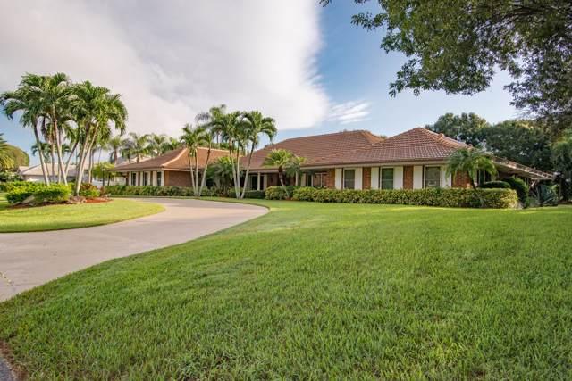 10890 Gleneagles Road, Boynton Beach, FL 33436 (MLS #RX-10574905) :: Berkshire Hathaway HomeServices EWM Realty