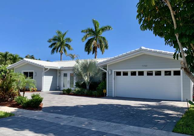 7150 NE 7th Avenue, Boca Raton, FL 33487 (#RX-10574907) :: Ryan Jennings Group