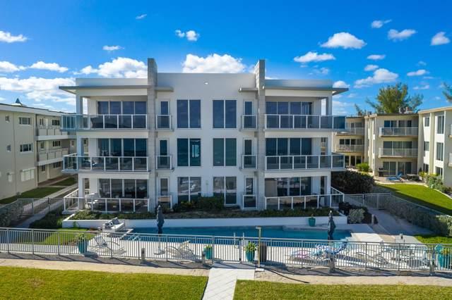 1200 Hillsboro Mile #1101, Hillsboro Beach, FL 33062 (MLS #RX-10574920) :: Castelli Real Estate Services