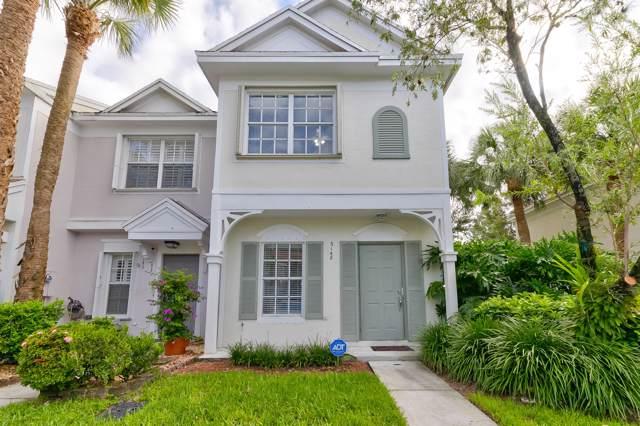3148 Festival Drive #249, Margate, FL 33063 (MLS #RX-10574925) :: Berkshire Hathaway HomeServices EWM Realty