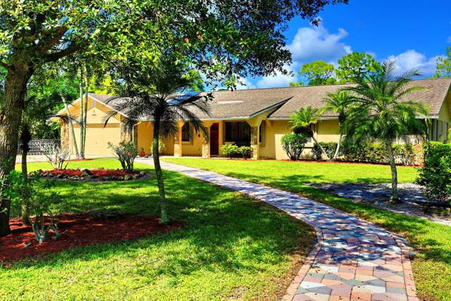 11815 Orange Grove Boulevard, The Acreage, FL 33470 (#RX-10574942) :: Harold Simon   Keller Williams Realty Services