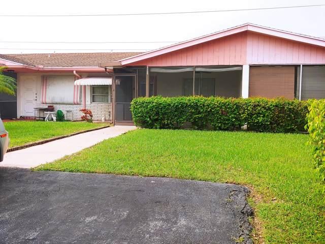14317 Campanelli Drive, Delray Beach, FL 33484 (#RX-10575008) :: Ryan Jennings Group