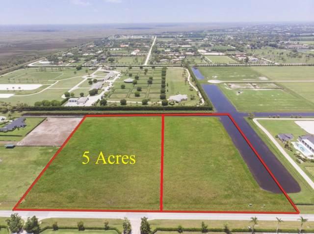 5281 Laredo Way, Wellington, FL 33449 (MLS #RX-10575025) :: Berkshire Hathaway HomeServices EWM Realty