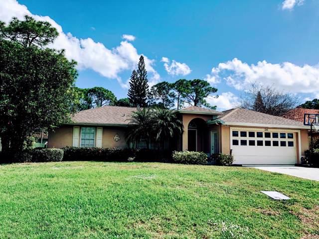 1241 SW Bayshore Boulevard, Port Saint Lucie, FL 34983 (MLS #RX-10575042) :: Berkshire Hathaway HomeServices EWM Realty