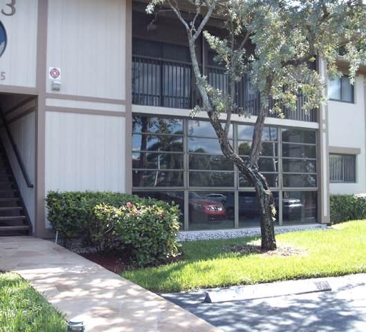 10713 W Clairmont Circle #112, Tamarac, FL 33321 (MLS #RX-10575104) :: Berkshire Hathaway HomeServices EWM Realty