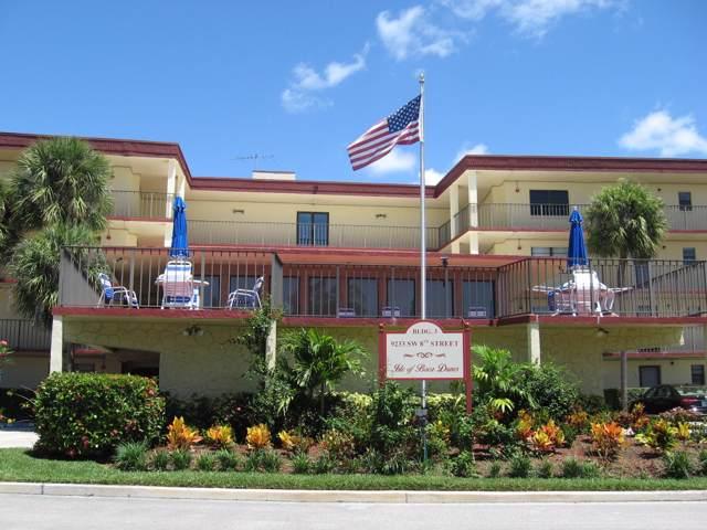 9233 SW 8th Street #110, Boca Raton, FL 33428 (#RX-10575126) :: Ryan Jennings Group