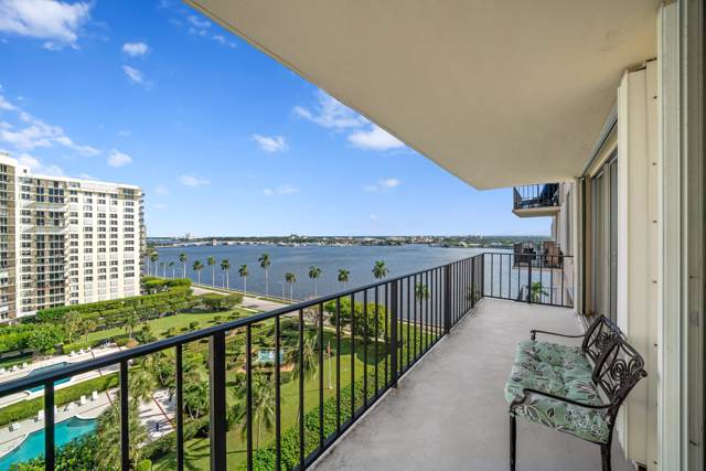 1801 S Flagler Drive #1105, West Palm Beach, FL 33401 (#RX-10575153) :: Ryan Jennings Group