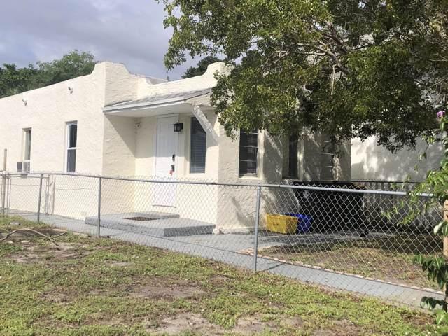 513 N D Street, Lake Worth, FL 33460 (MLS #RX-10575217) :: Laurie Finkelstein Reader Team