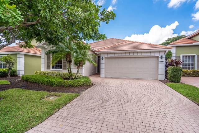 8281 Heritage Club Drive, West Palm Beach, FL 33412 (#RX-10575244) :: Ryan Jennings Group